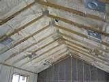 Photos of Foam Insulation