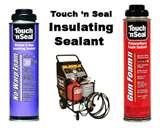 Insulating Foam Spray Pictures