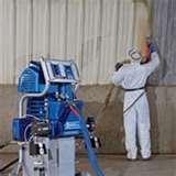 Graco Spray Foam Insulation Equipment Images