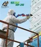 Photos of Heatlok Soy Spray Foam Insulation