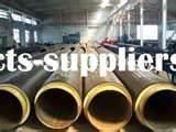 Polyurethane Foam Pipe Insulation