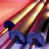 Polyurethane Foam Pipe Insulation Pictures