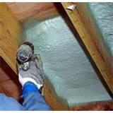 Spray Foam Insulation Problems Images