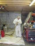 Images of Spray Foam Insulation Installers
