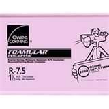 Photos of Pink Insulation Foam Board
