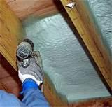 Spray Foam Insulation Do It Yourself Pictures
