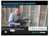 Photos of Spray Foam Insulation Basement Walls