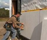 Foam House Insulation