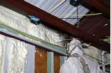 Foam House Insulation Photos