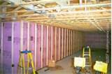 Rigid Foam Insulation Installation Photos