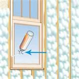 Photos of Canned Spray Foam Insulation