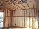 Spray Foam Wall Insulation Images
