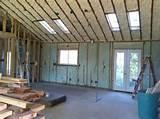 Spray Foam House Insulation Pictures