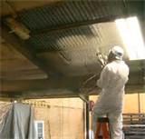 Ceiling Foam Insulation Photos