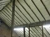 Foam Insulation Roof Photos