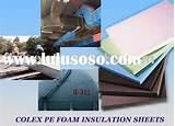 Pictures of Foam Sheets Insulation