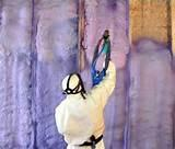 Purple Spray Foam Insulation Pictures