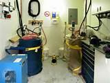 Purple Spray Foam Insulation Images