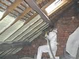 Foam Roof Insulation Pictures