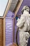 Spray In Insulation Foam Pictures