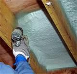 Foam Insulation Cost Pictures