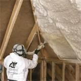 Insulation Foam Spray Photos
