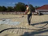Photos of Foam Roof Insulation