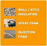 Pictures of Home Insulation Foam