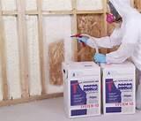 Home Insulation Spray Foam Photos