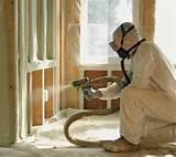 Spray In Insulation Foam Images